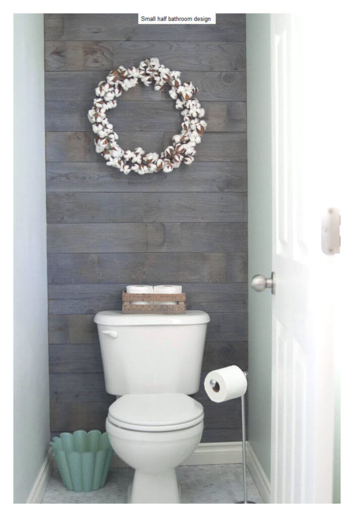 Small Half Bathroom Ideas