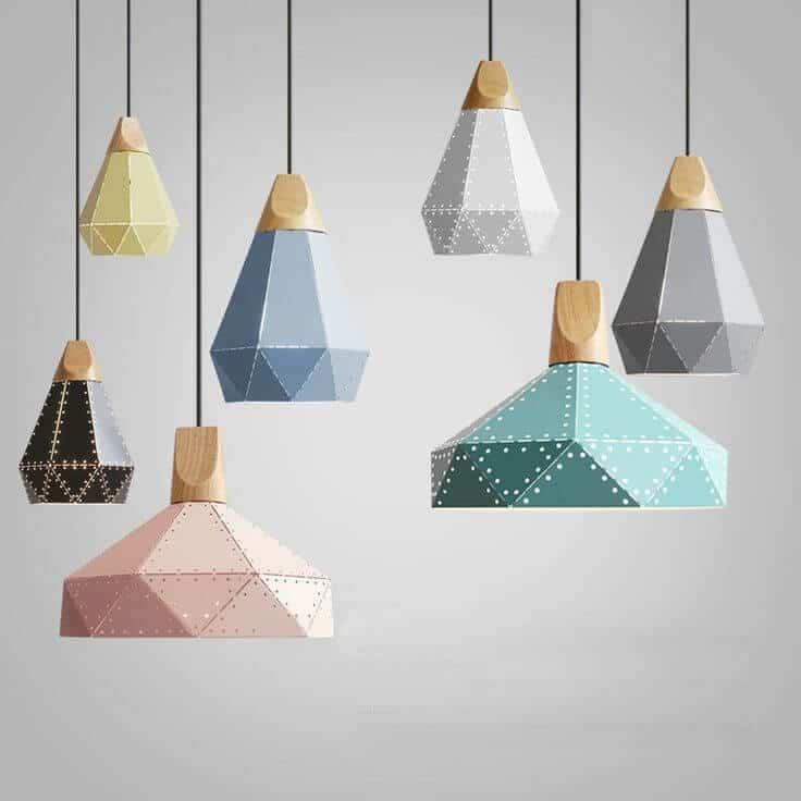Spotlights scandinavian design