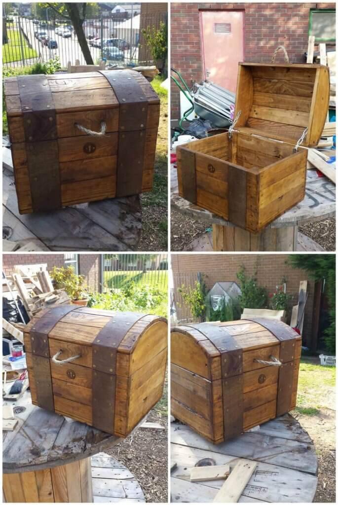 Treasure Chest Porch Ideas