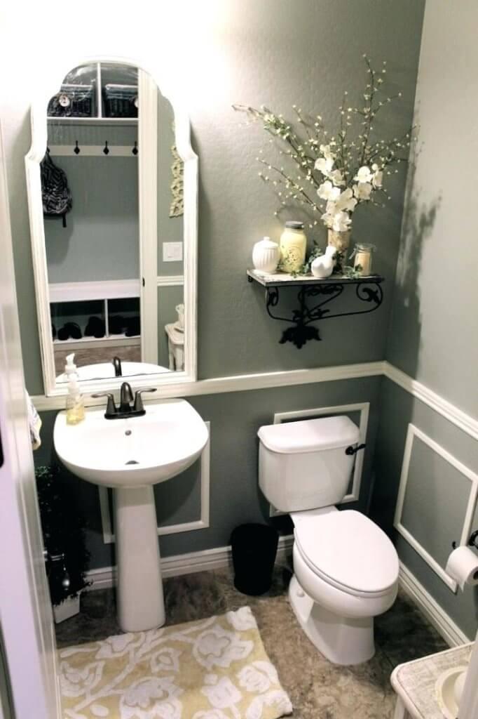 Very Small Half Bathroom Ideas