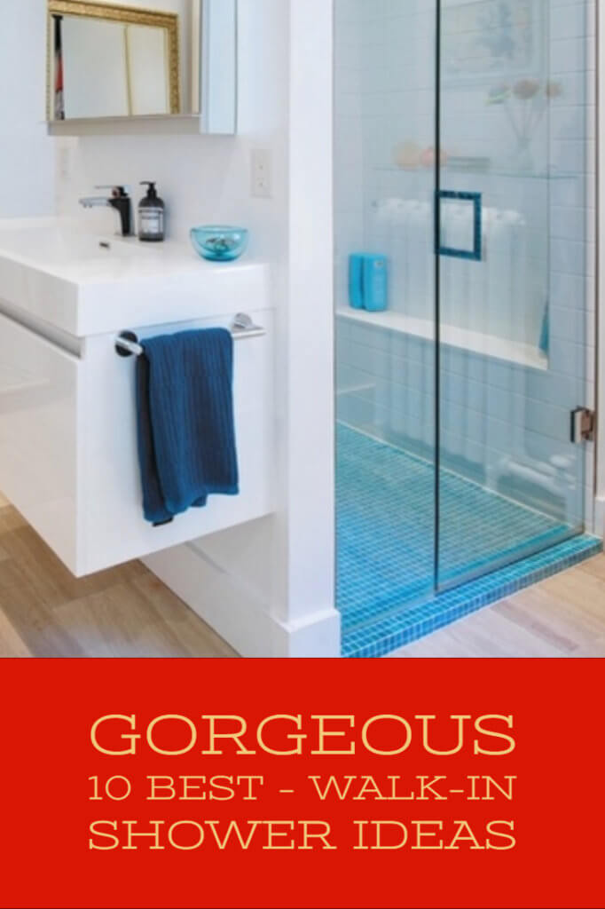 Walk-in Shower Ideas - The Beauty of the Walk-in Shower Rooms