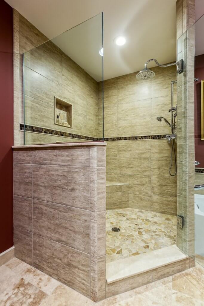 Gorgeous 10 Walk-in Shower Ideas - The Beauty of the Walk-in Shower Rooms