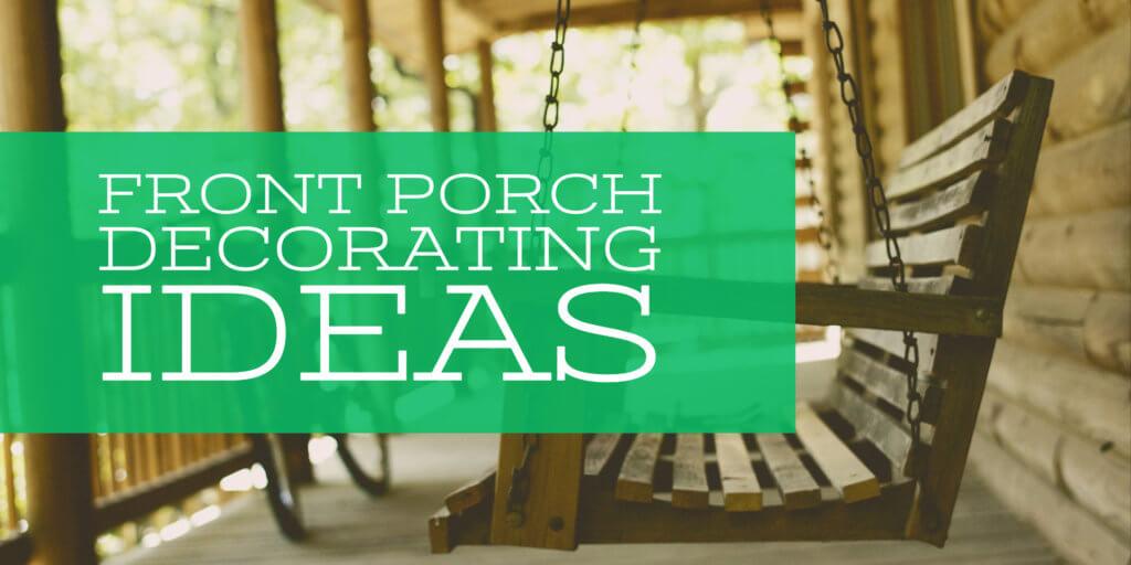 fron porch decor ideas