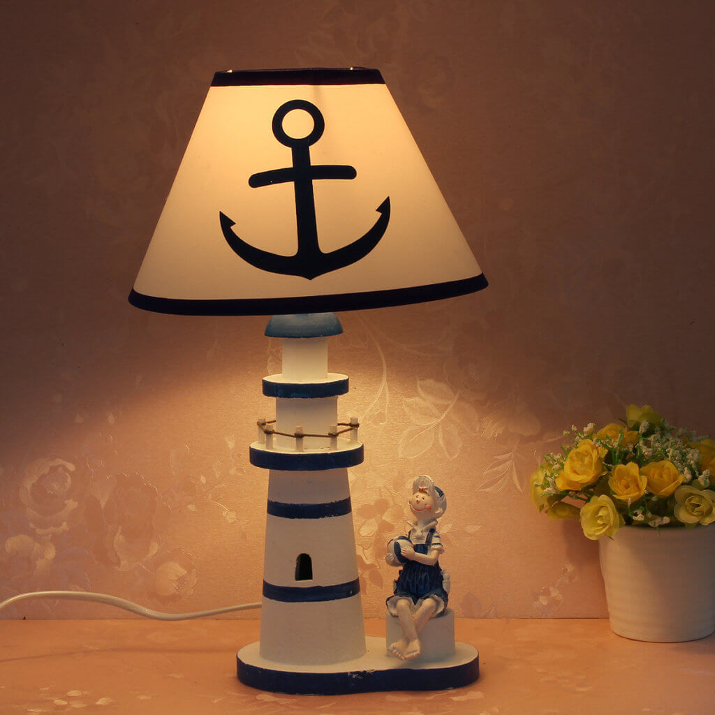 lighthouse lamps nautical