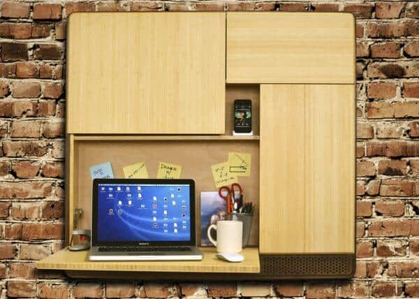 podpad desk design