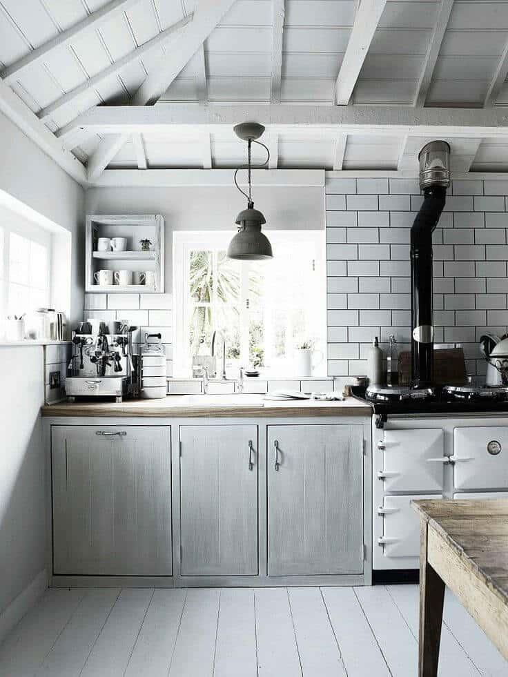 scandinavian kitchen decor