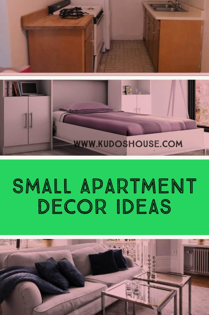 small apartment decoration by kudoshouse