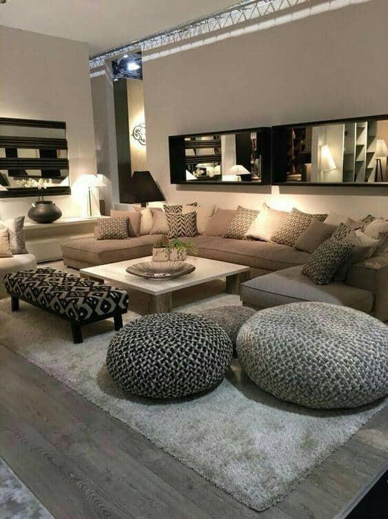 Beanbags for livingroom