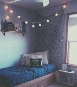 Baby Blue Aesthetic Room Decor Ideas
