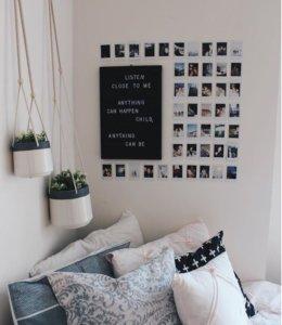 aesthetic minimalist room decor