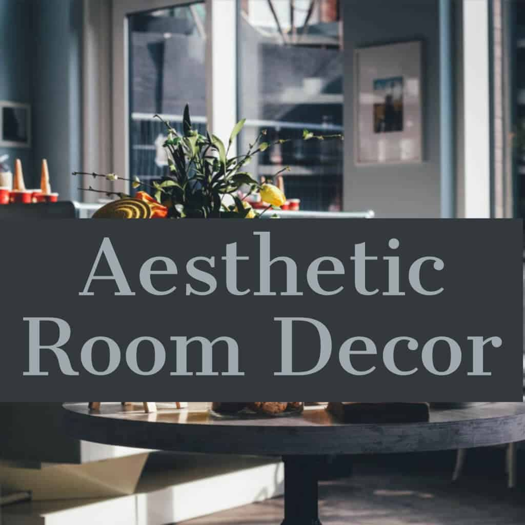 Aesthetic Decor Ideas