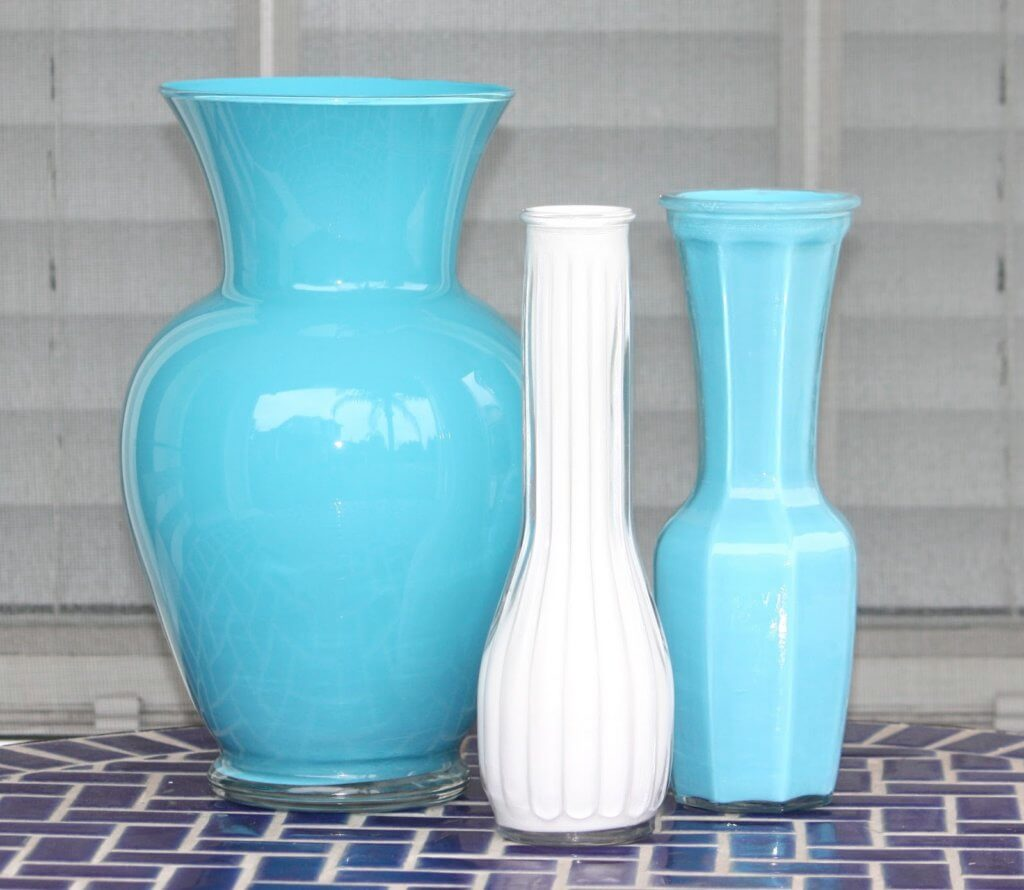Regular Acrylic To Paint Glass