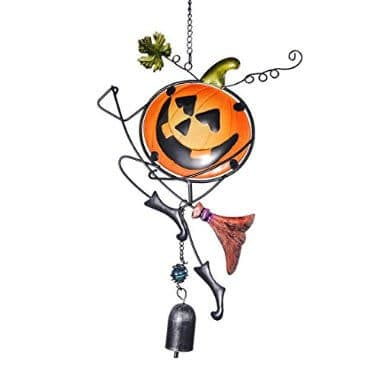 pumpkin wind chime