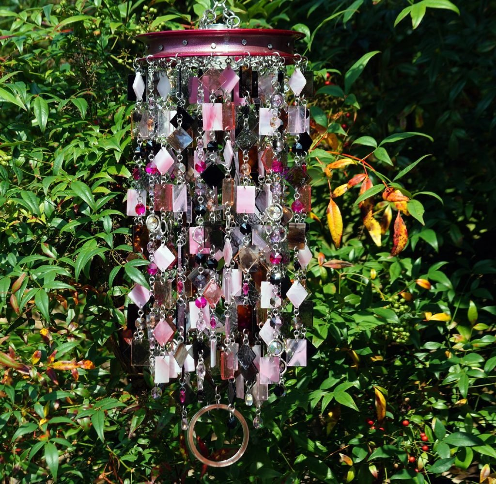 Wind Chimes Are Not Just for the Garden Anymore