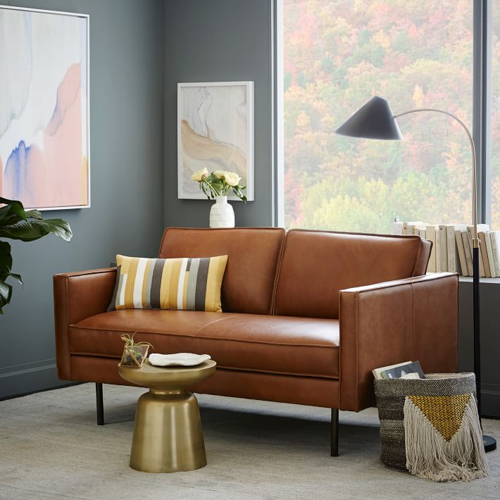 Modern Leather Sofas - 8 Of the Best