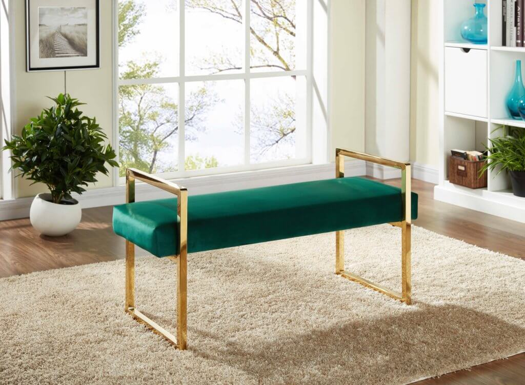 Green Velvet Furniture - 14 Of The Best