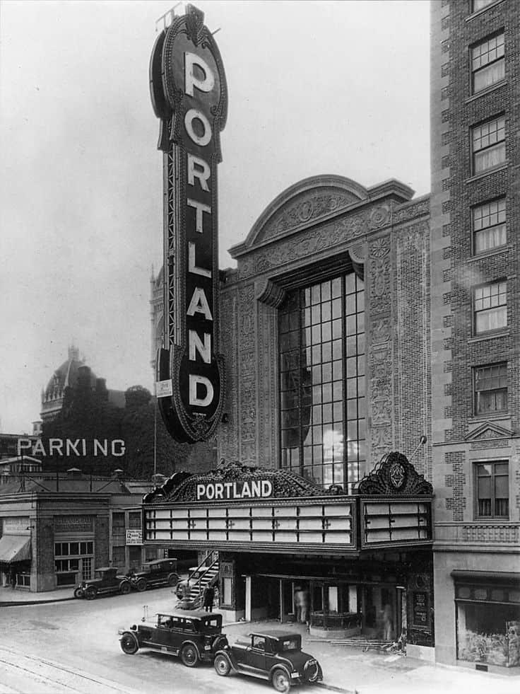Portland History