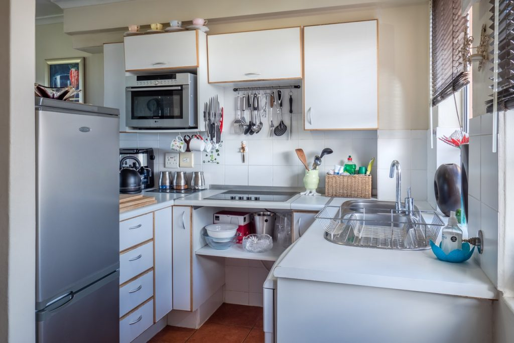 Small Kitchen Ideas Are Easy If You Use These 7 Tips