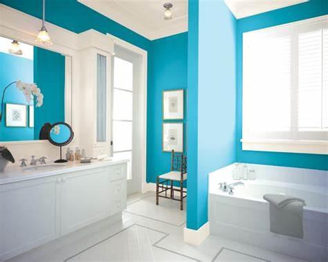 Bathroom Colors Schemes