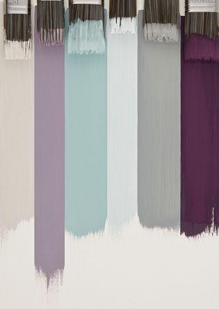 Colour Scheme Guest Room