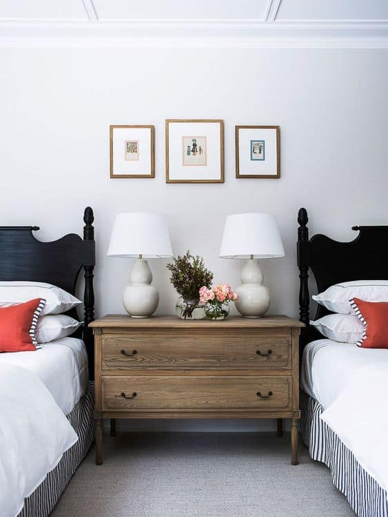 Twin Bed Guest Room Ideas